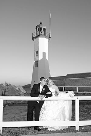 James Tringale - Wedding at Scituate Lighthouse